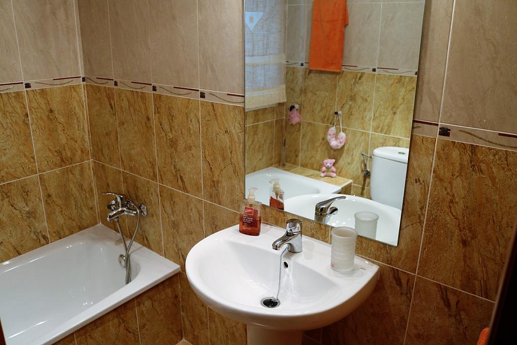 Baño - Dúplex en alquiler en calle Benisano, Benisanó - 355067371