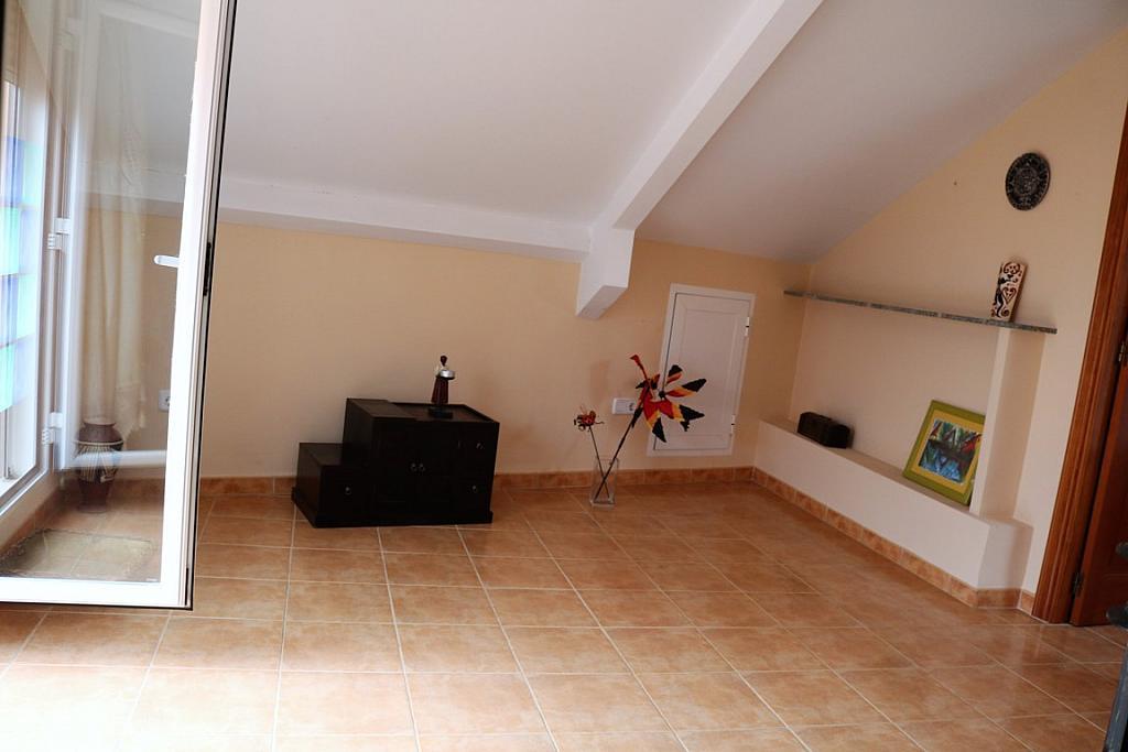 Buhardilla - Dúplex en alquiler en calle Benisano, Benisanó - 355067379