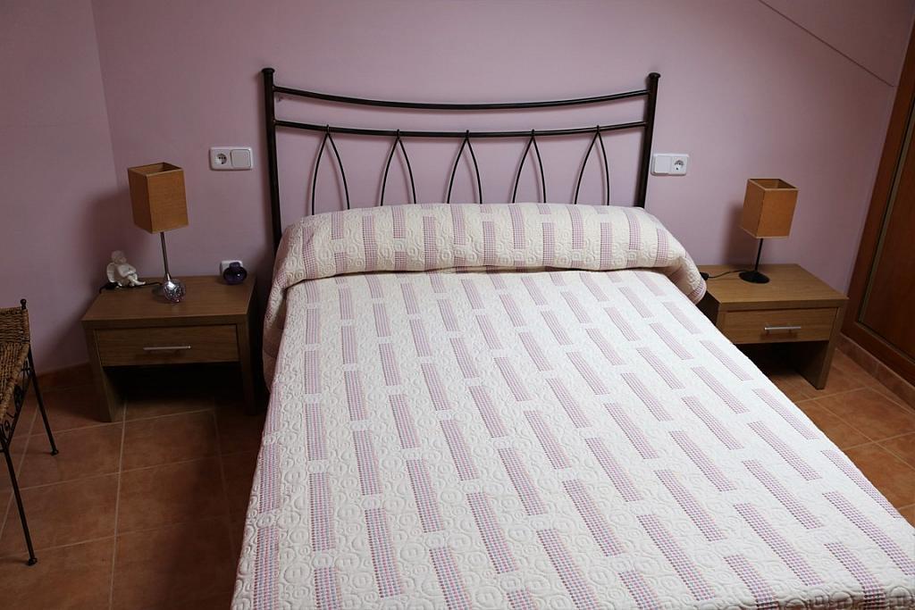 Dormitorio - Dúplex en alquiler en calle Benisano, Benisanó - 355067390
