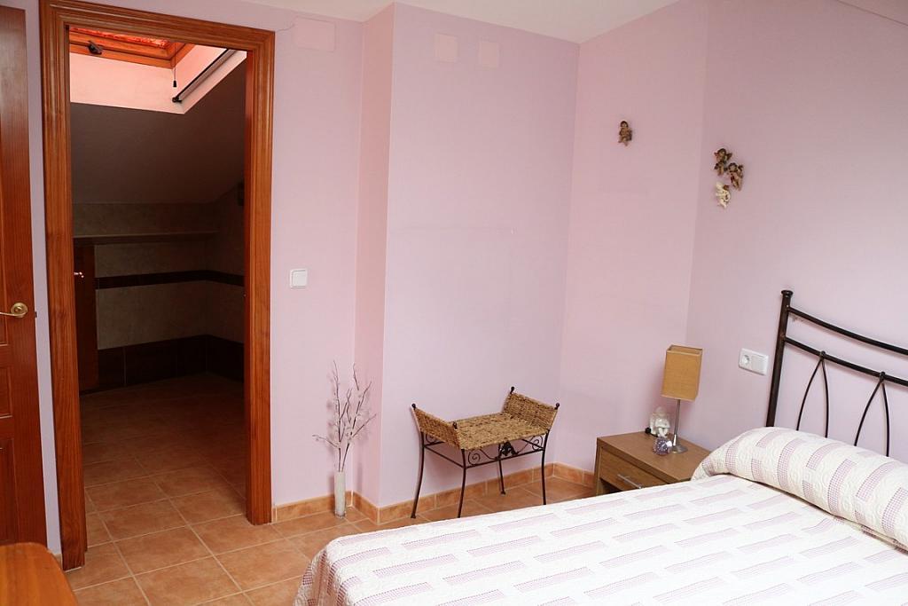 Dormitorio - Dúplex en alquiler en calle Benisano, Benisanó - 355067393