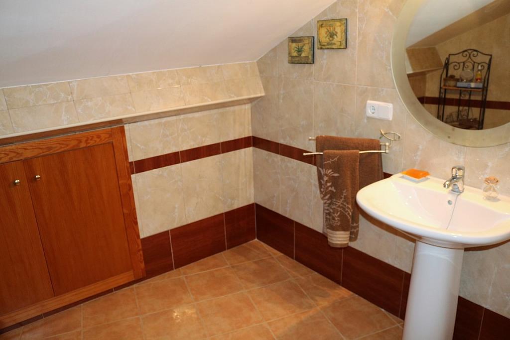 Baño - Dúplex en alquiler en calle Benisano, Benisanó - 355067411