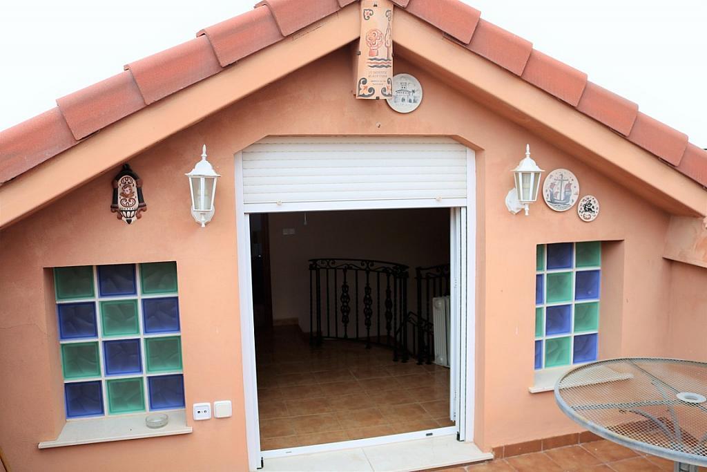 Terraza - Dúplex en alquiler en calle Benisano, Benisanó - 355067419