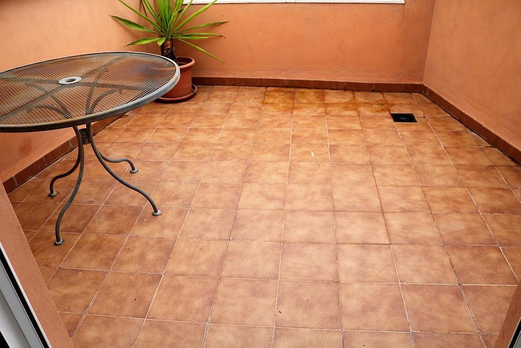 Terraza - Dúplex en alquiler en calle Benisano, Benisanó - 355067426