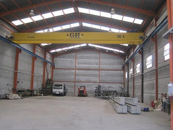 Nave industrial en alquiler en Benaguasil - 281657936