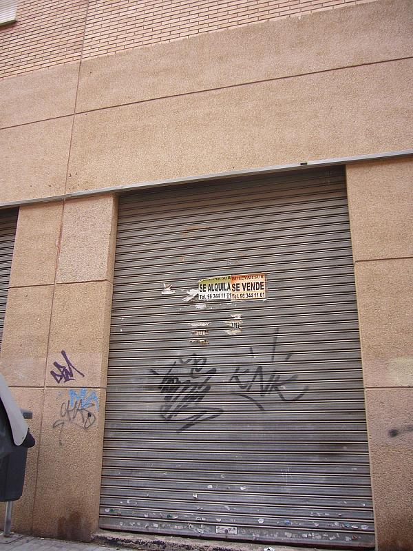 Local comercial en alquiler en calle Pio X, Jesús en Valencia - 342568915
