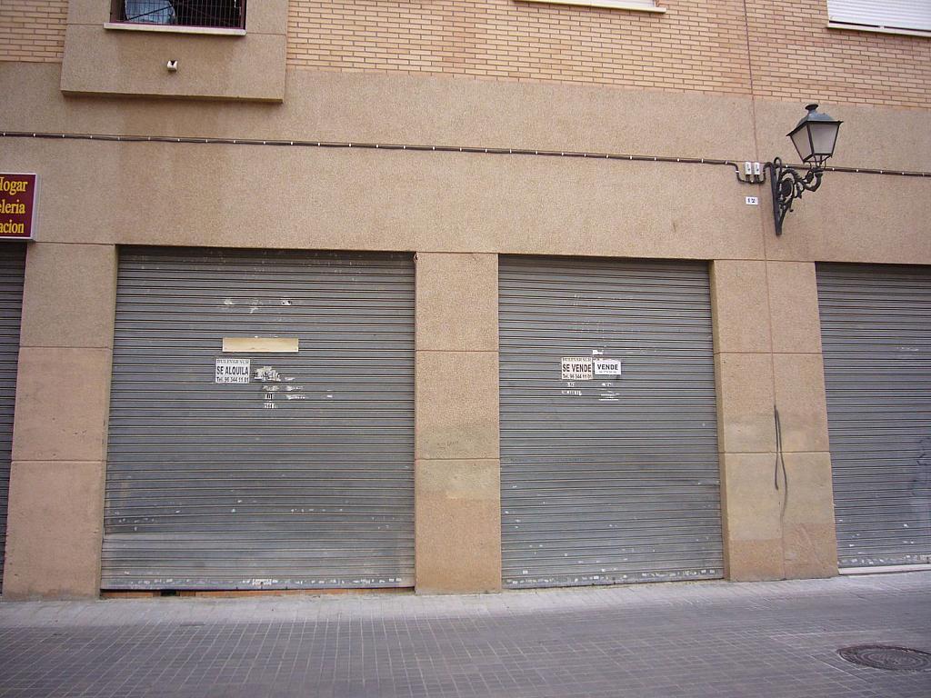 Local comercial en alquiler en calle Pio X, Jesús en Valencia - 342568936