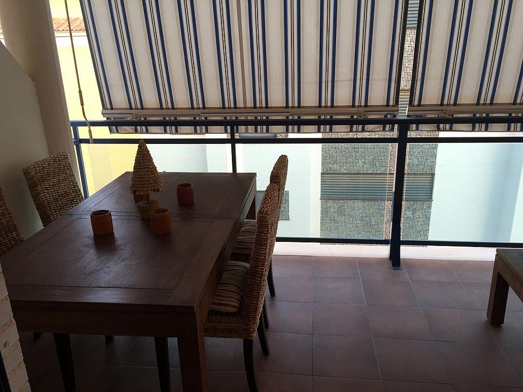 Piso en alquiler en calle Santa Pola, Moncofa - 342570982