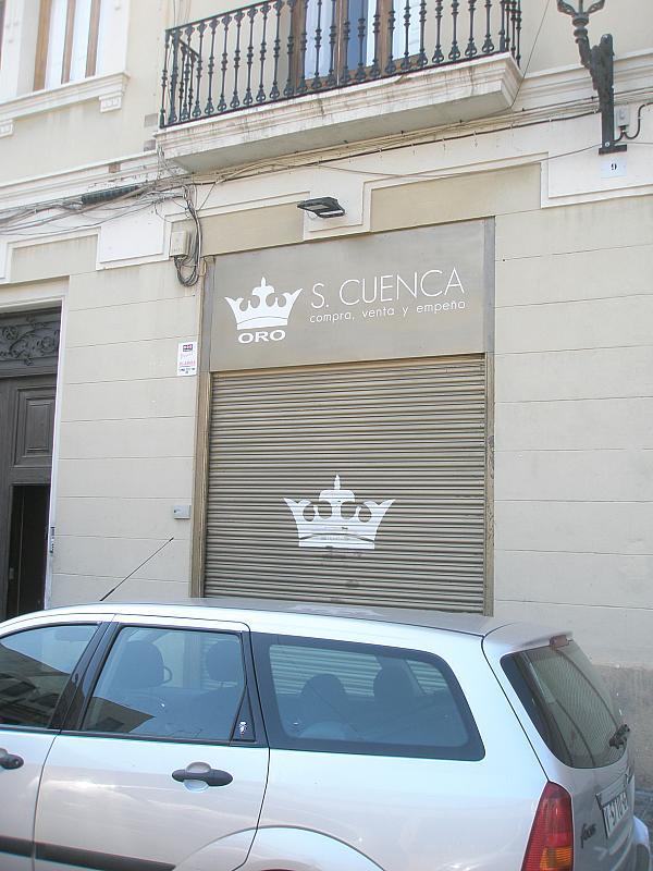 Bajo en alquiler en calle Abastos, El Grau en Valencia - 271123226