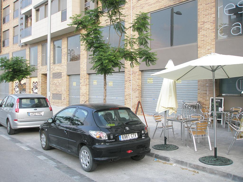Local en alquiler en calle Barcelona, Parc Central en Torrent - 271123477