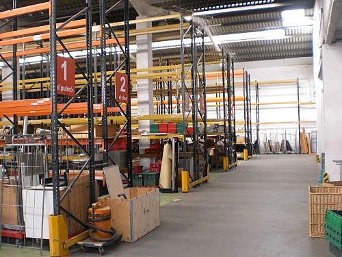 Planta baja - Nave industrial en alquiler en calle Crom, Centre en Hospitalet de Llobregat, L´ - 275880631