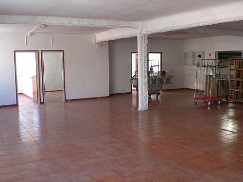 Planta altillo - Nave industrial en alquiler en calle Crom, Centre en Hospitalet de Llobregat, L´ - 275880643