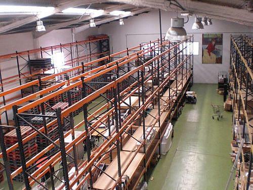 Planta baja - Nave industrial en alquiler en calle Crom, Centre en Hospitalet de Llobregat, L´ - 275880645
