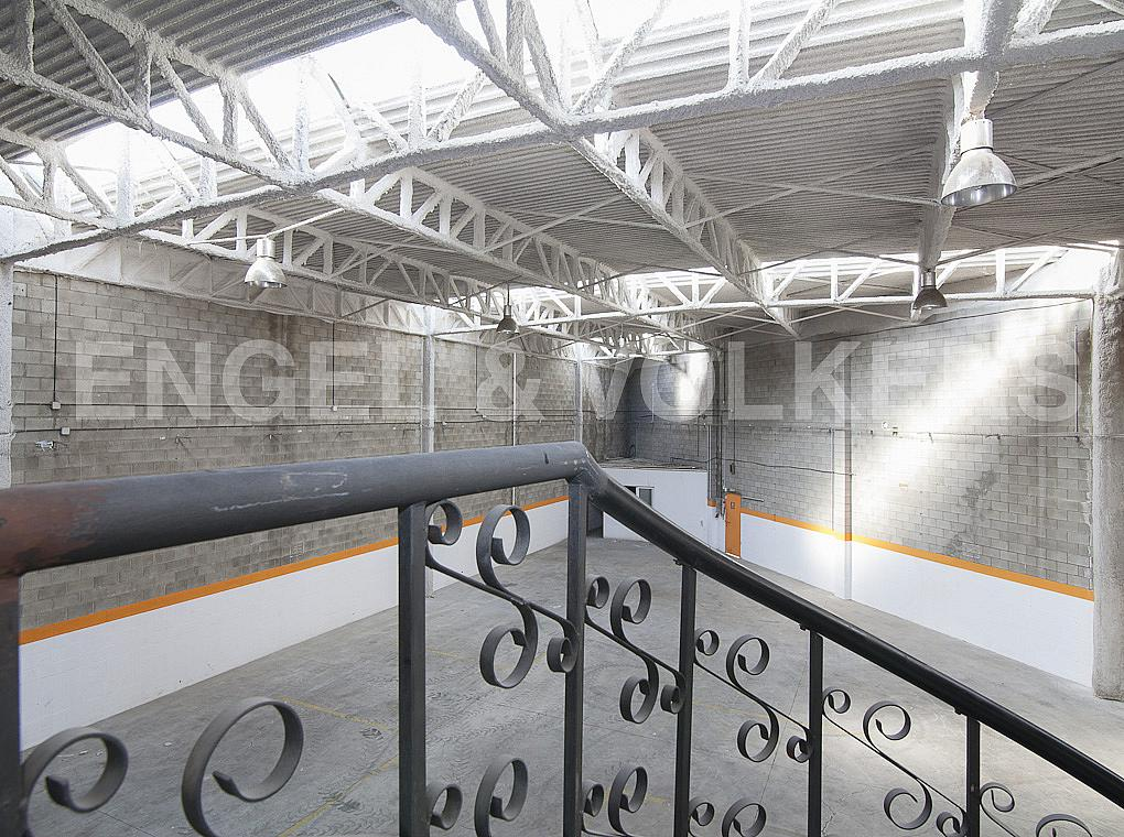 Planta altillo - Nave industrial en alquiler en carretera II, Sant Andreu de la Barca - 280255129