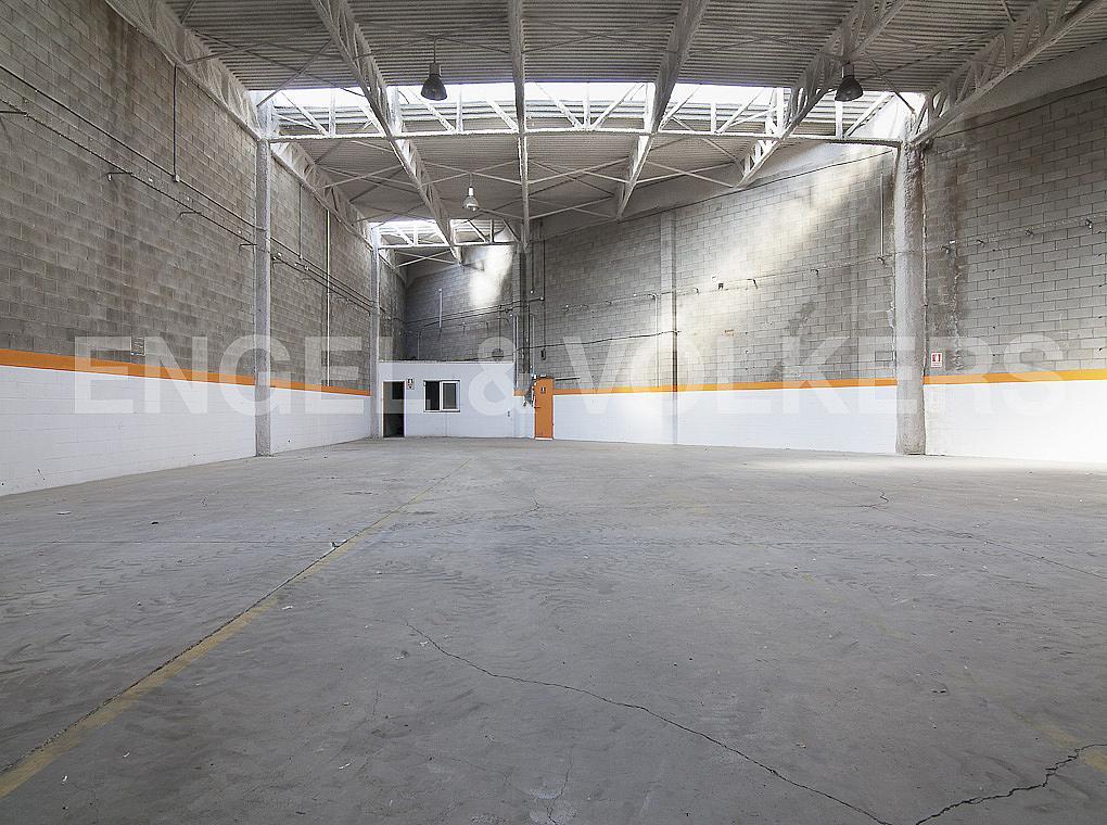 Planta baja - Nave industrial en alquiler en carretera II, Sant Andreu de la Barca - 280255143