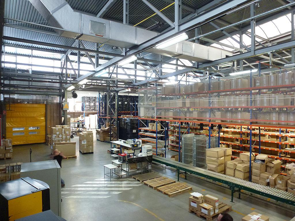 Nave industrial en alquiler en calle Portugal, Montserrat en Igualada - 297433784