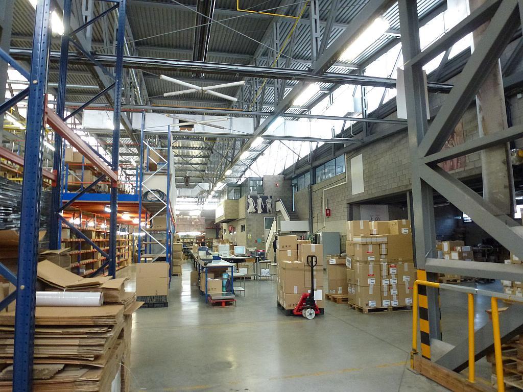 Nave industrial en alquiler en calle Portugal, Montserrat en Igualada - 297433797