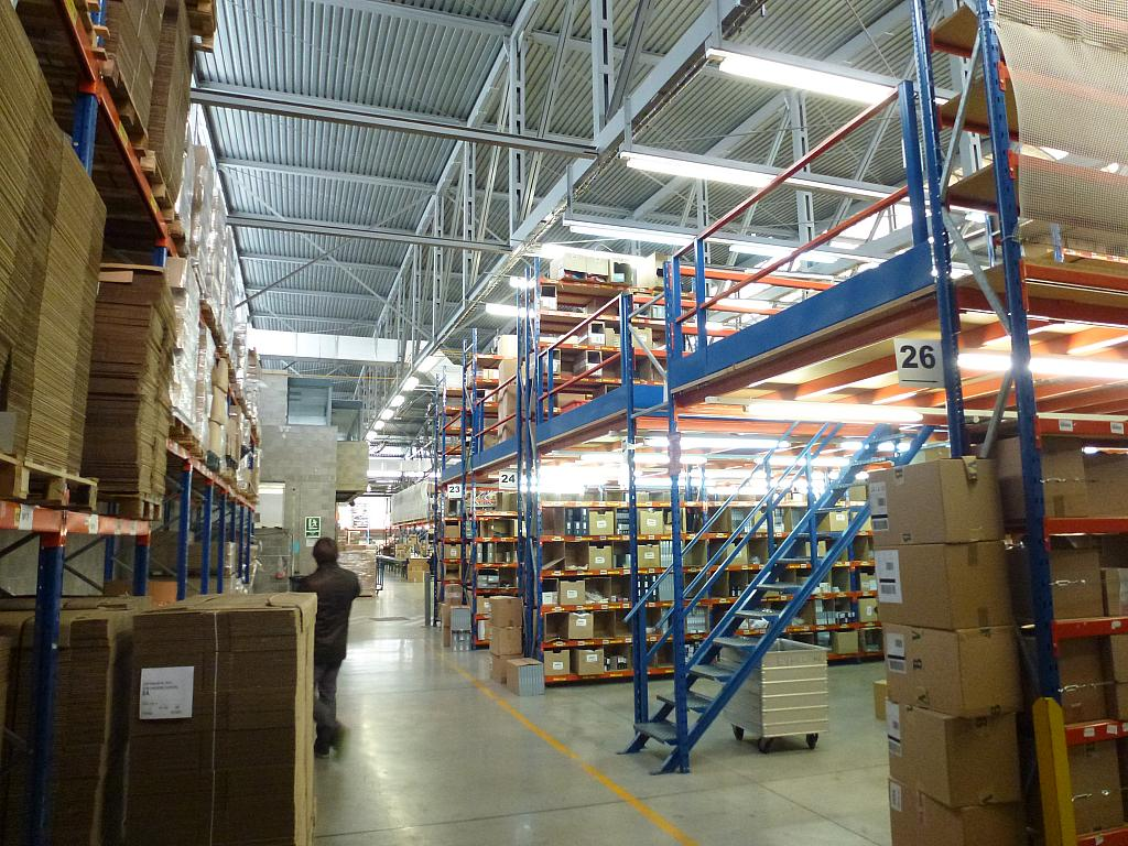 Nave industrial en alquiler en calle Portugal, Montserrat en Igualada - 297433802