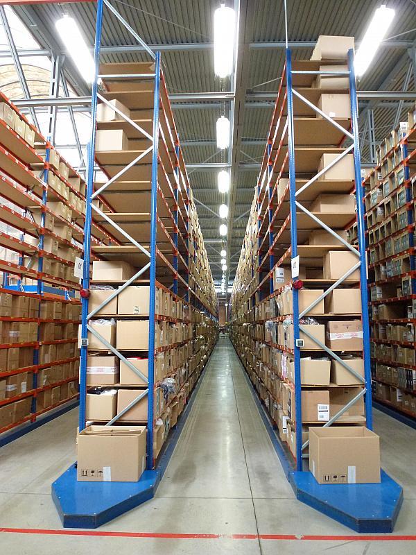Nave industrial en alquiler en calle Portugal, Montserrat en Igualada - 297433833
