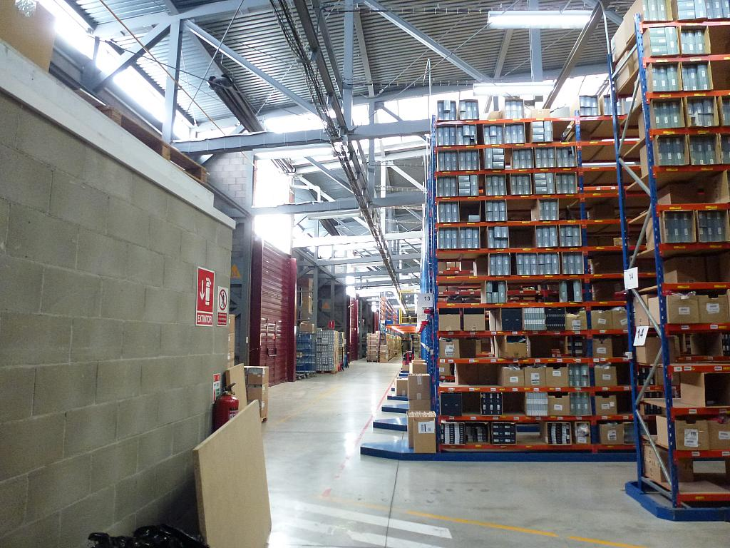 Nave industrial en alquiler en calle Portugal, Montserrat en Igualada - 297433846