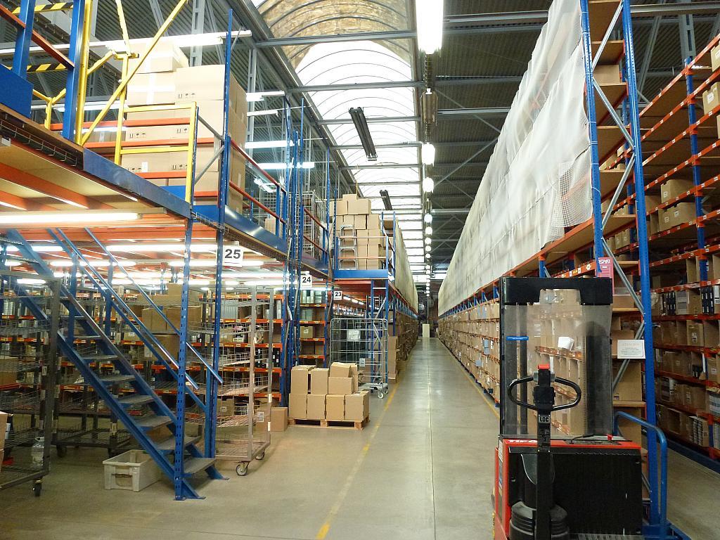 Nave industrial en alquiler en calle Portugal, Montserrat en Igualada - 297433852