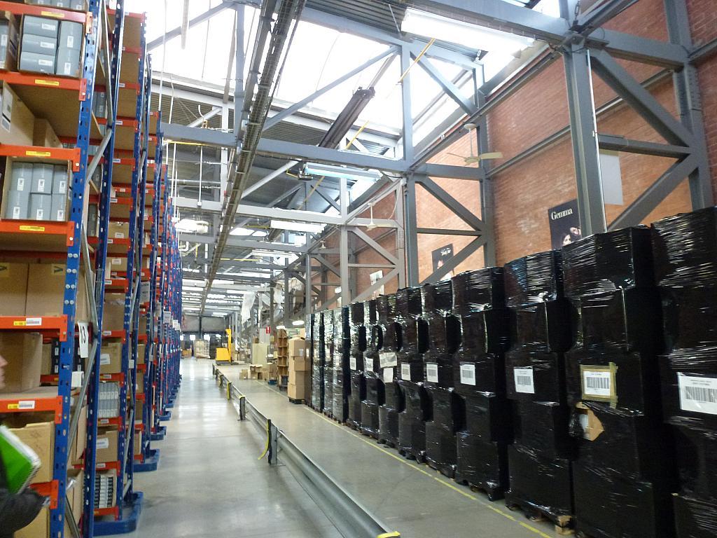 Nave industrial en alquiler en calle Portugal, Montserrat en Igualada - 297433870
