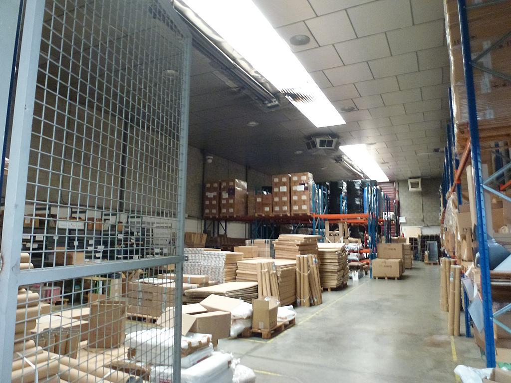 Nave industrial en alquiler en calle Portugal, Montserrat en Igualada - 297433881