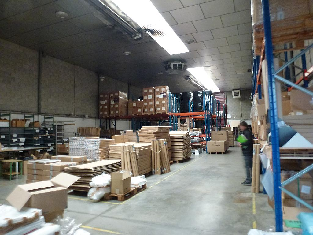 Nave industrial en alquiler en calle Portugal, Montserrat en Igualada - 297433883