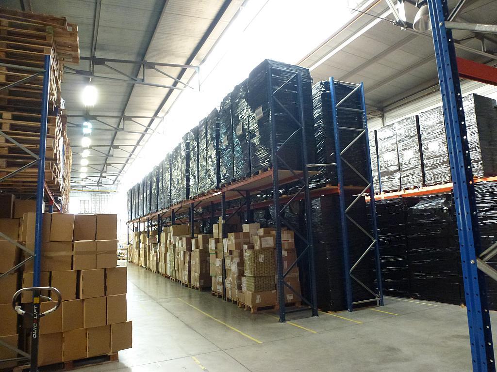 Nave industrial en alquiler en calle Portugal, Montserrat en Igualada - 297433884