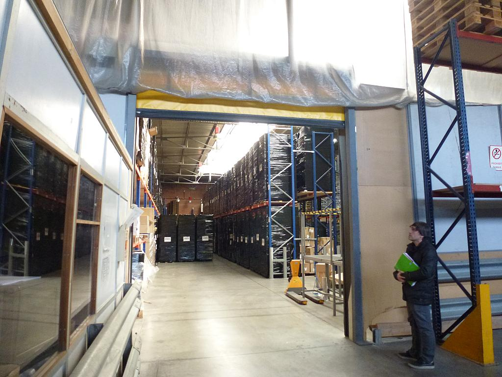 Nave industrial en alquiler en calle Portugal, Montserrat en Igualada - 297433886