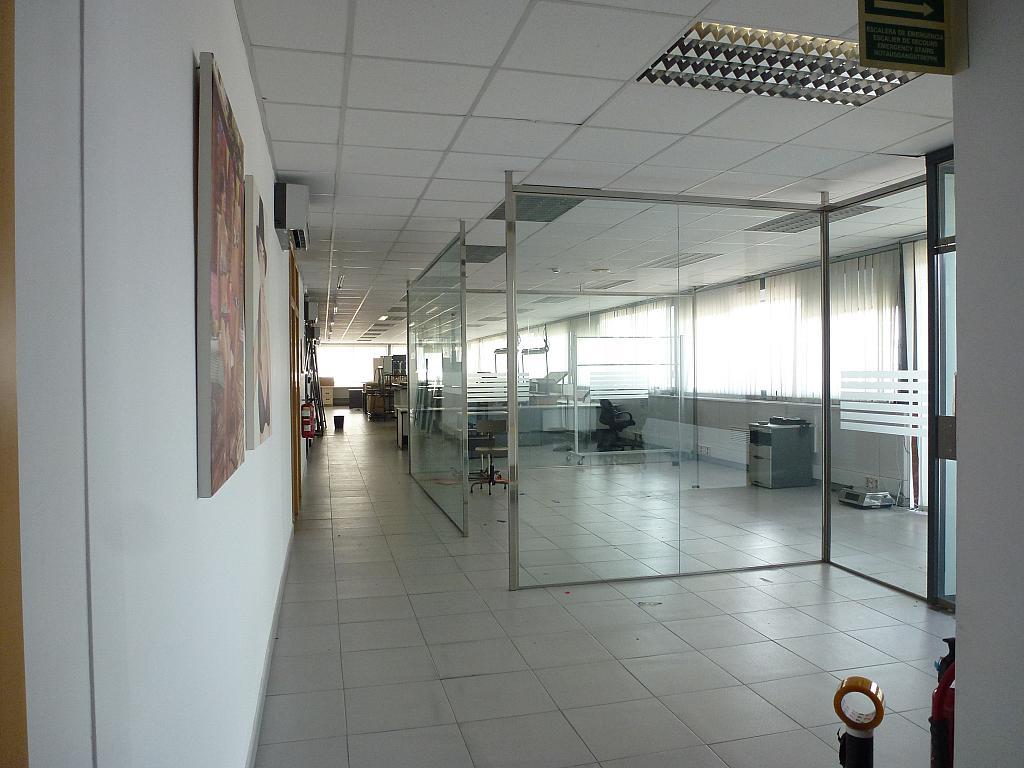 Nave industrial en alquiler en calle Portugal, Montserrat en Igualada - 297433890