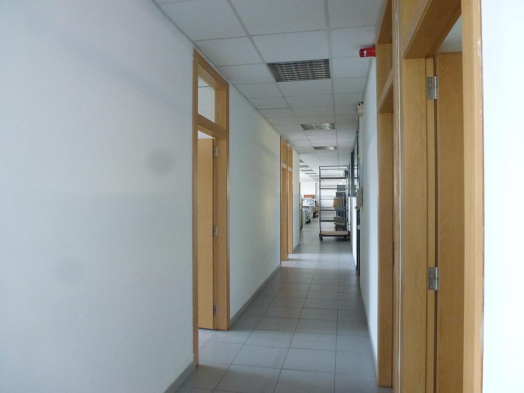 Nave industrial en alquiler en calle Portugal, Montserrat en Igualada - 297433893