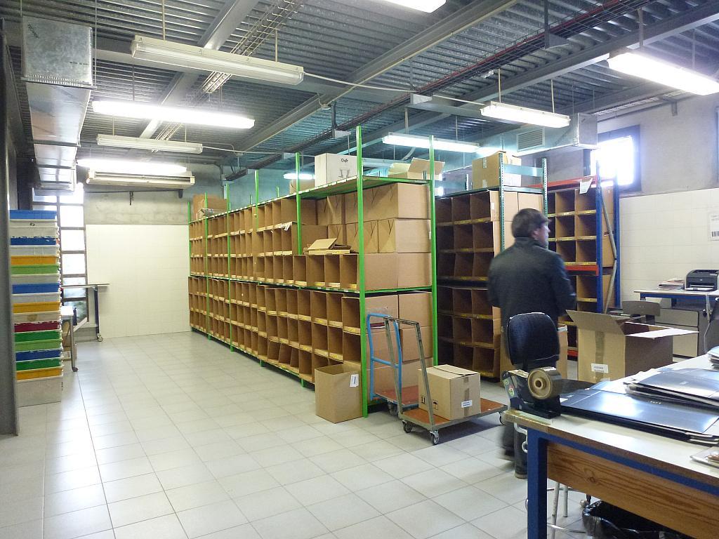 Nave industrial en alquiler en calle Portugal, Montserrat en Igualada - 297433937