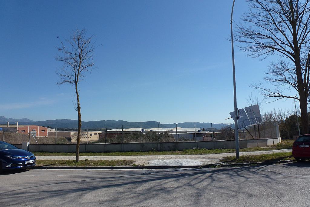 Parcela industrial en alquiler en calle Portugal, Montserrat en Igualada - 297434372