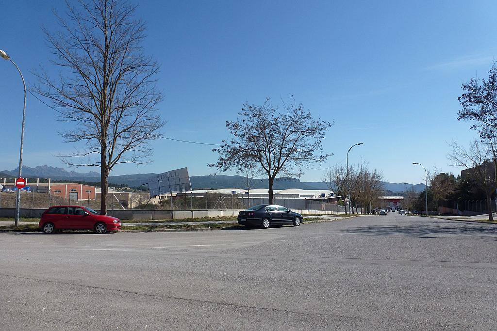 Parcela industrial en alquiler en calle Portugal, Montserrat en Igualada - 297434376