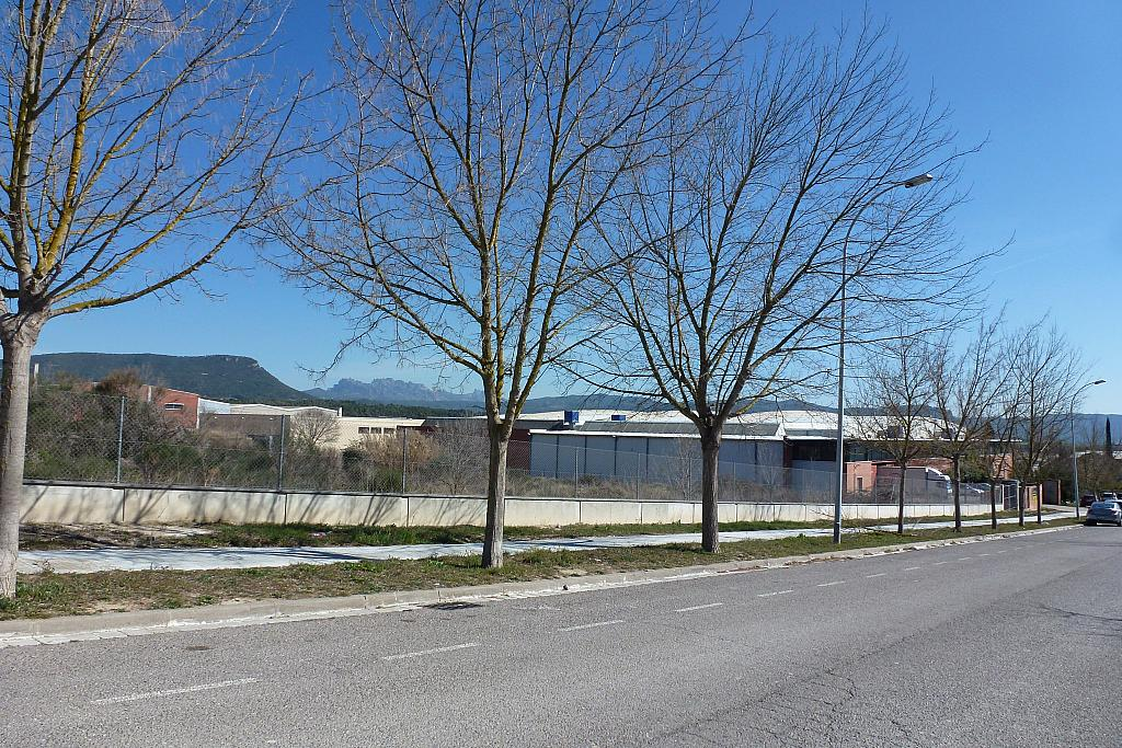 Parcela industrial en alquiler en calle Portugal, Montserrat en Igualada - 297434488
