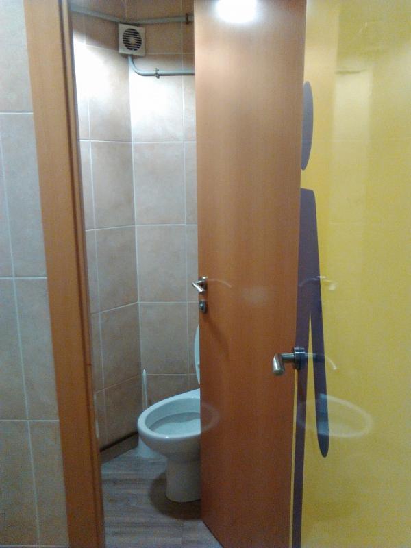 Baño - Nave en alquiler en calle Baldanya, Martorell - 301373675