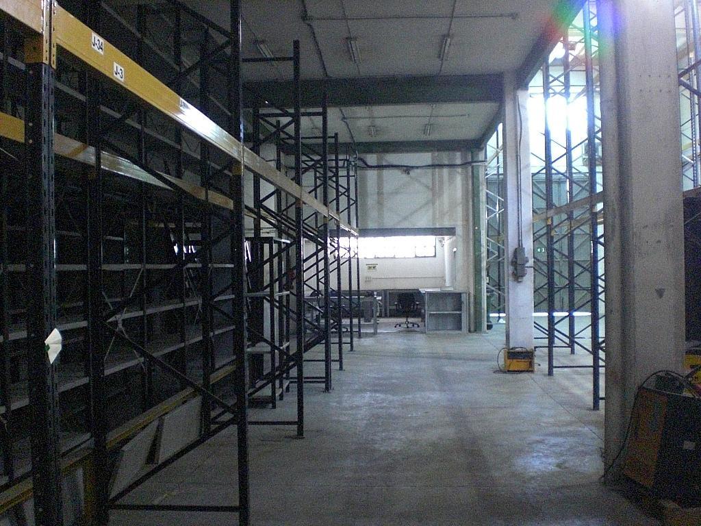 Planta baja - Nave industrial en alquiler en calle Energía, Almeda en Cornellà de Llobregat - 303126614
