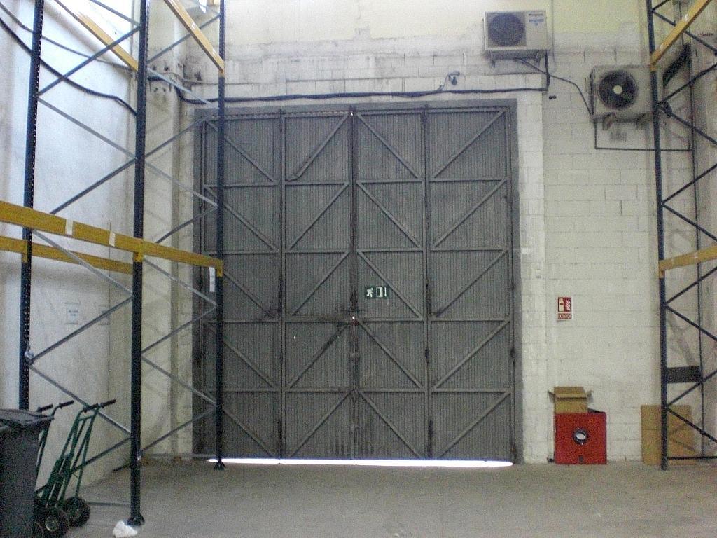 Planta baja - Nave industrial en alquiler en calle Energía, Almeda en Cornellà de Llobregat - 303126617