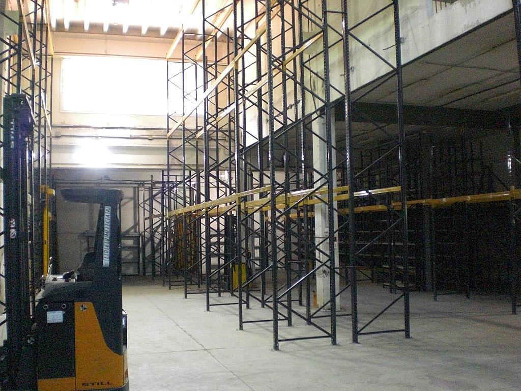 Planta baja - Nave industrial en alquiler en calle Energía, Almeda en Cornellà de Llobregat - 303126618