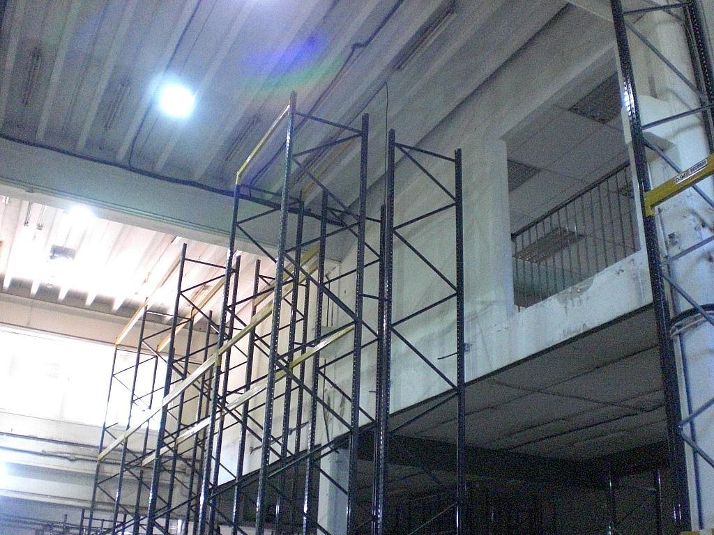Planta altillo - Nave industrial en alquiler en calle Energía, Almeda en Cornellà de Llobregat - 303126641