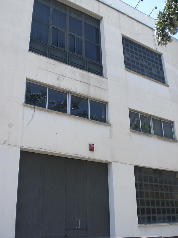 Fachada - Nave industrial en alquiler en calle Energía, Almeda en Cornellà de Llobregat - 303126644