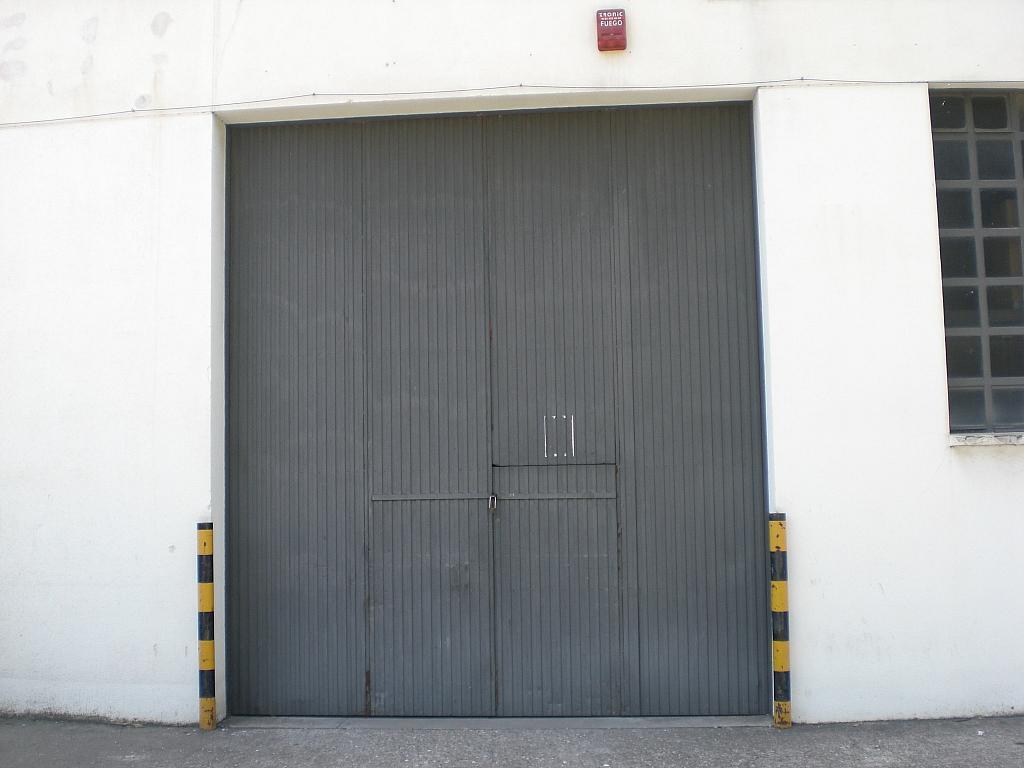 Fachada - Nave industrial en alquiler en calle Energía, Almeda en Cornellà de Llobregat - 303126646