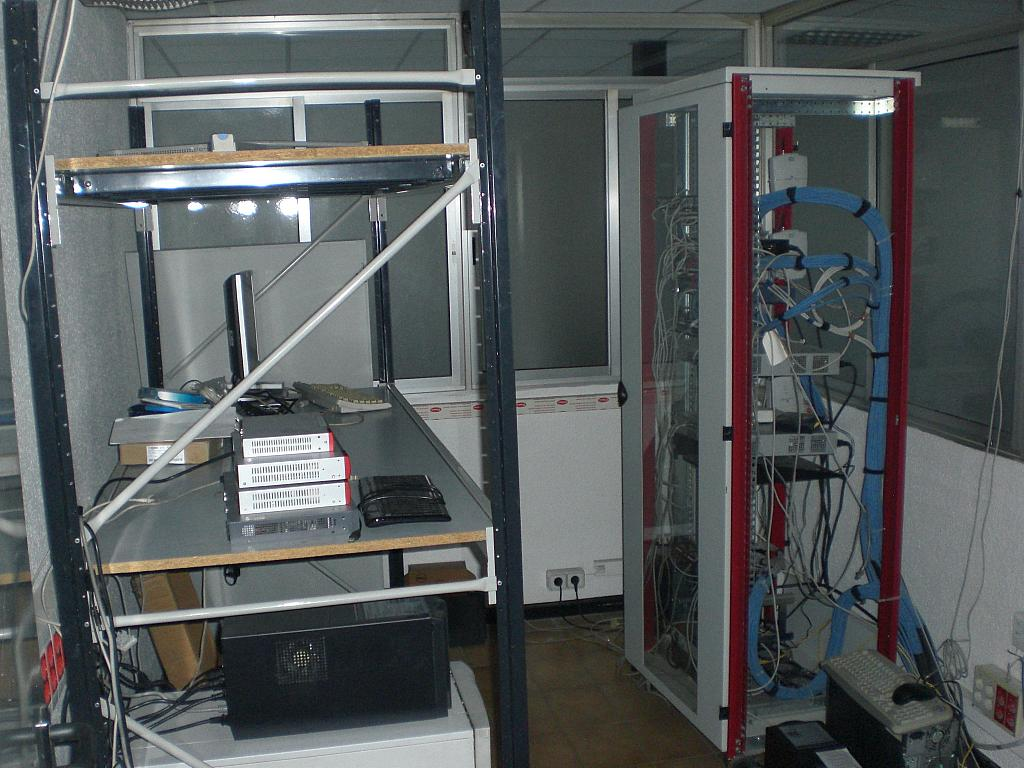 Detalles - Nave industrial en alquiler en calle Energía, Almeda en Cornellà de Llobregat - 303126655