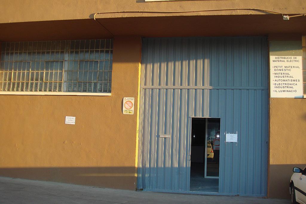 Detalles - Nave en alquiler en calle Crom, Bellvitge en Hospitalet de Llobregat, L´ - 304153798