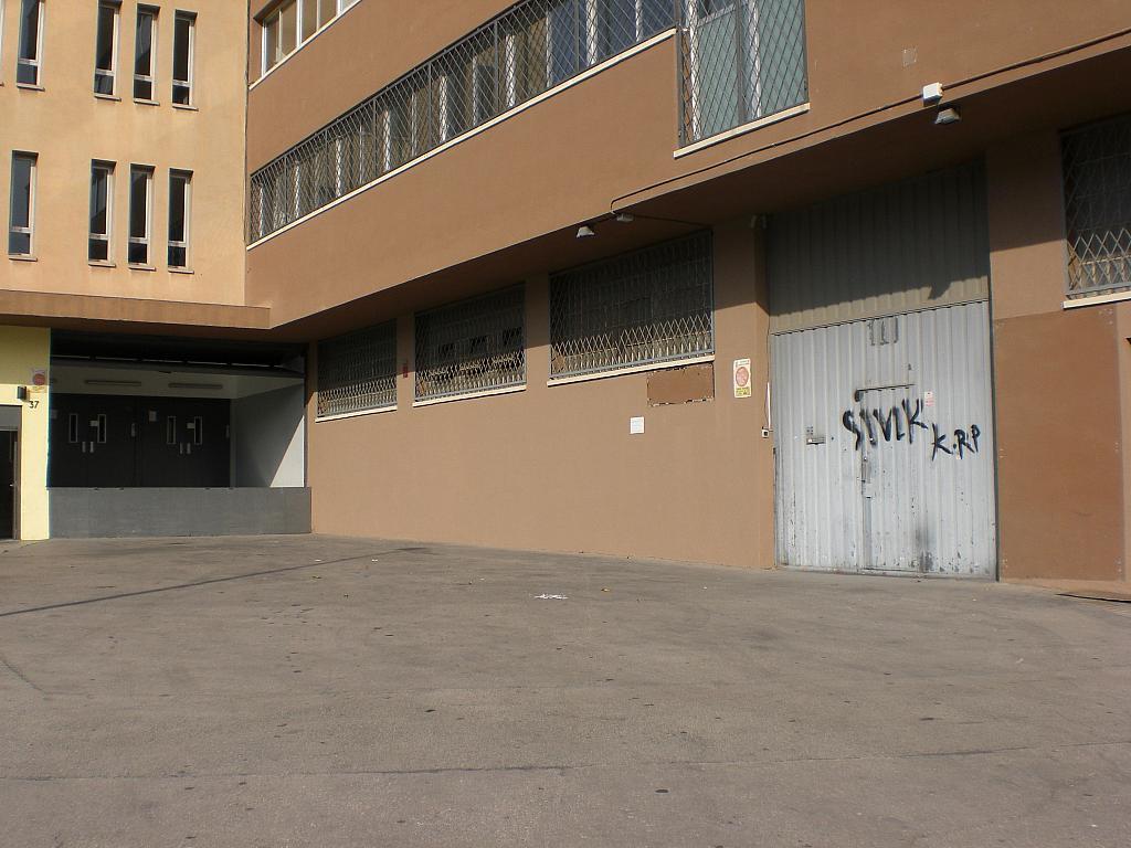 Fachada - Nave en alquiler en calle Crom, Bellvitge en Hospitalet de Llobregat, L´ - 304154066