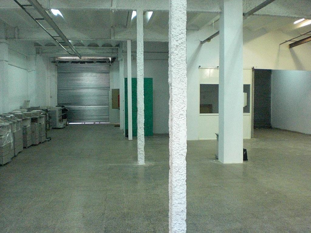Planta baja - Local en alquiler en calle Corominas, Santa Eulàlia en Hospitalet de Llobregat, L´ - 304351209