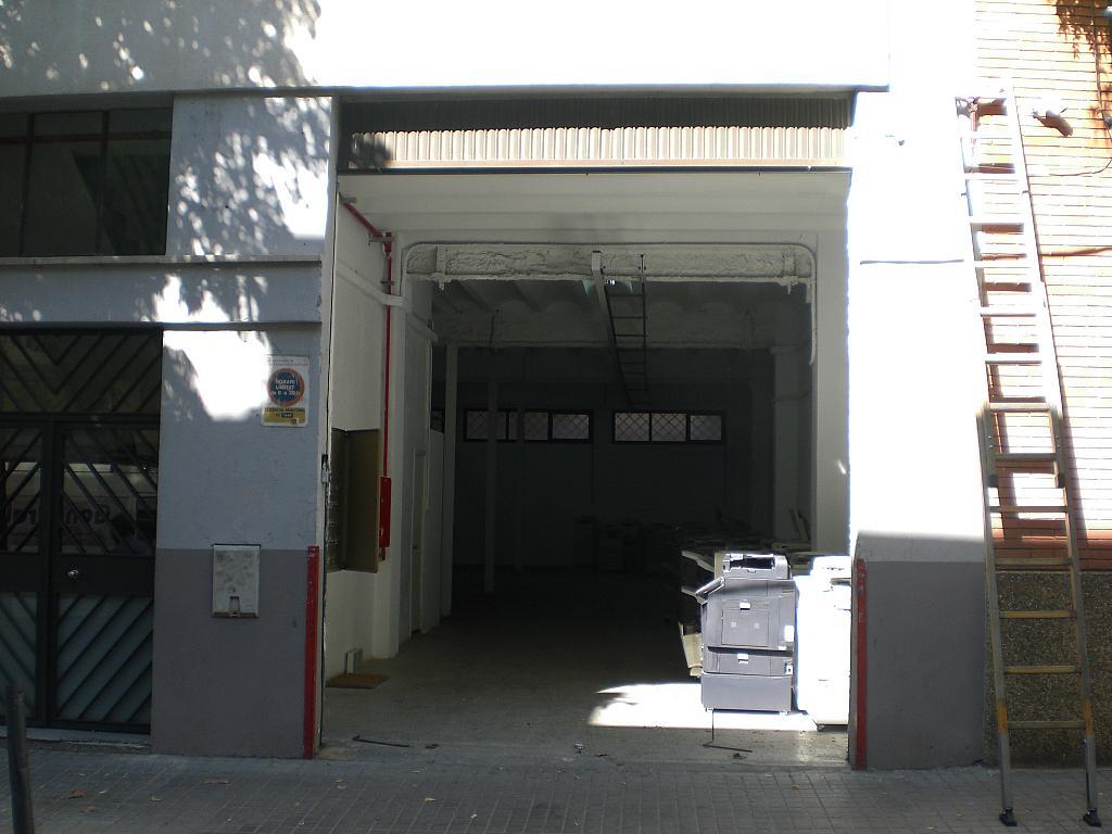 Fachada - Local en alquiler en calle Corominas, Santa Eulàlia en Hospitalet de Llobregat, L´ - 304351218