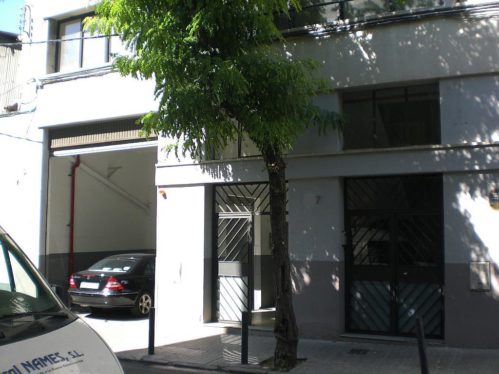 Fachada - Local en alquiler en calle Corominas, Santa Eulàlia en Hospitalet de Llobregat, L´ - 304351225
