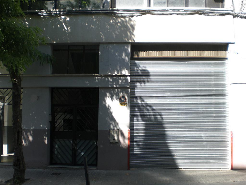 Fachada - Local en alquiler en calle Corominas, Santa Eulàlia en Hospitalet de Llobregat, L´ - 304351227