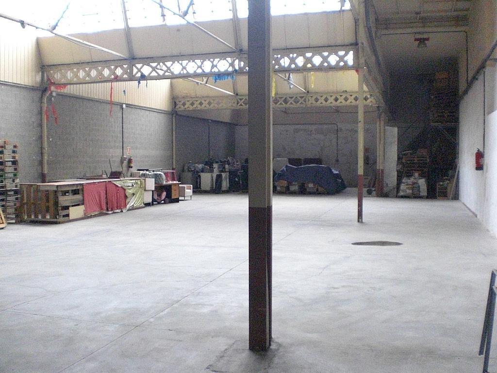 Planta baja - Nave industrial en alquiler en calle Plasmica, Padró en Cornellà de Llobregat - 313874766